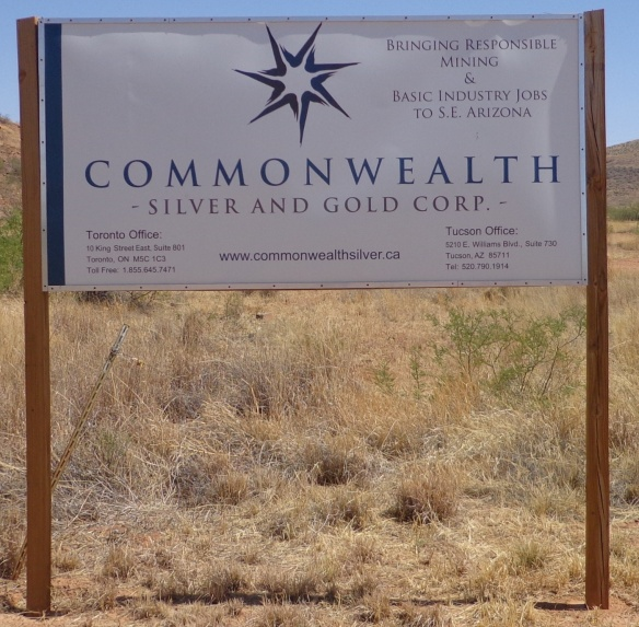 commonwealth mine