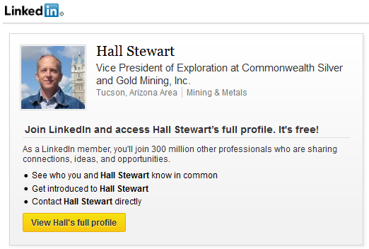 Hall Stewart - Commonwealth Silver