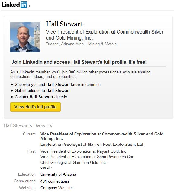Hall Stewart