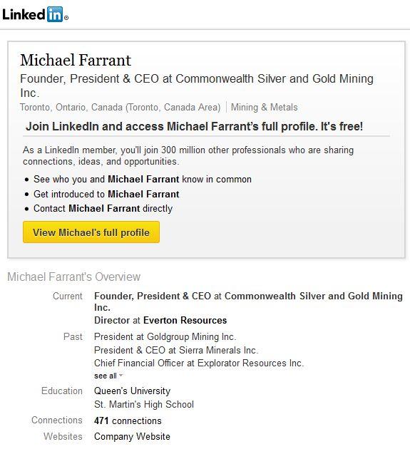Michael Farrant