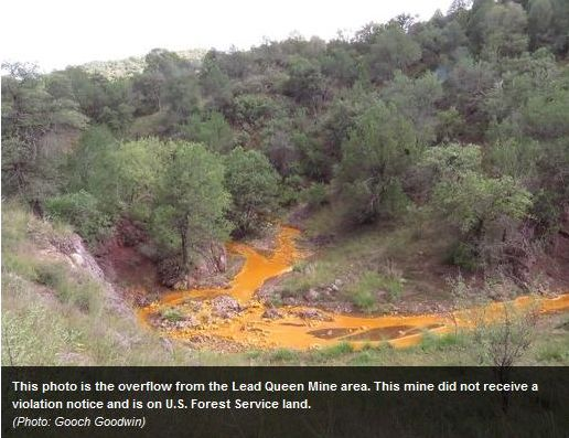 Mining Arizona